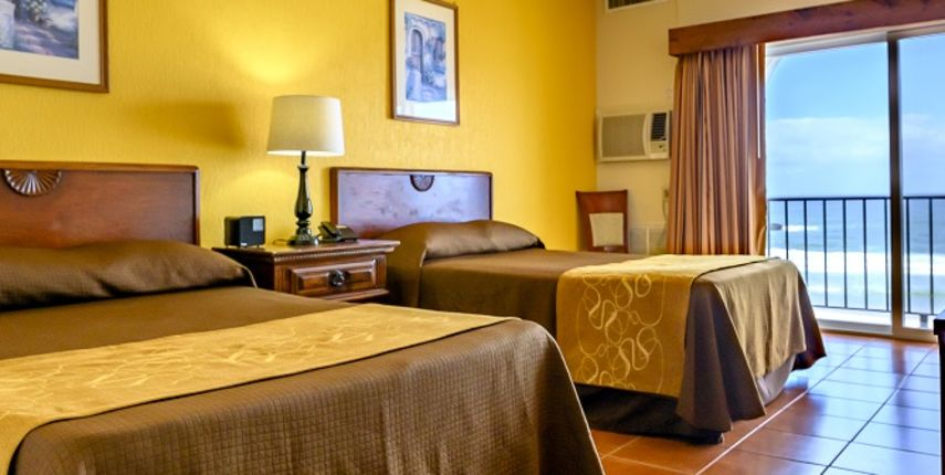 Suites Rooms Hotel Rosarito Baja California