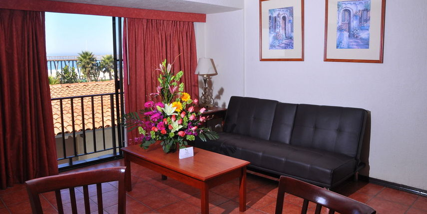 Suites Rooms Hotel Rosarito